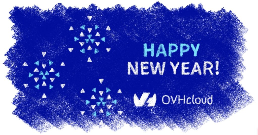 Happy New Year from OVHcloud!