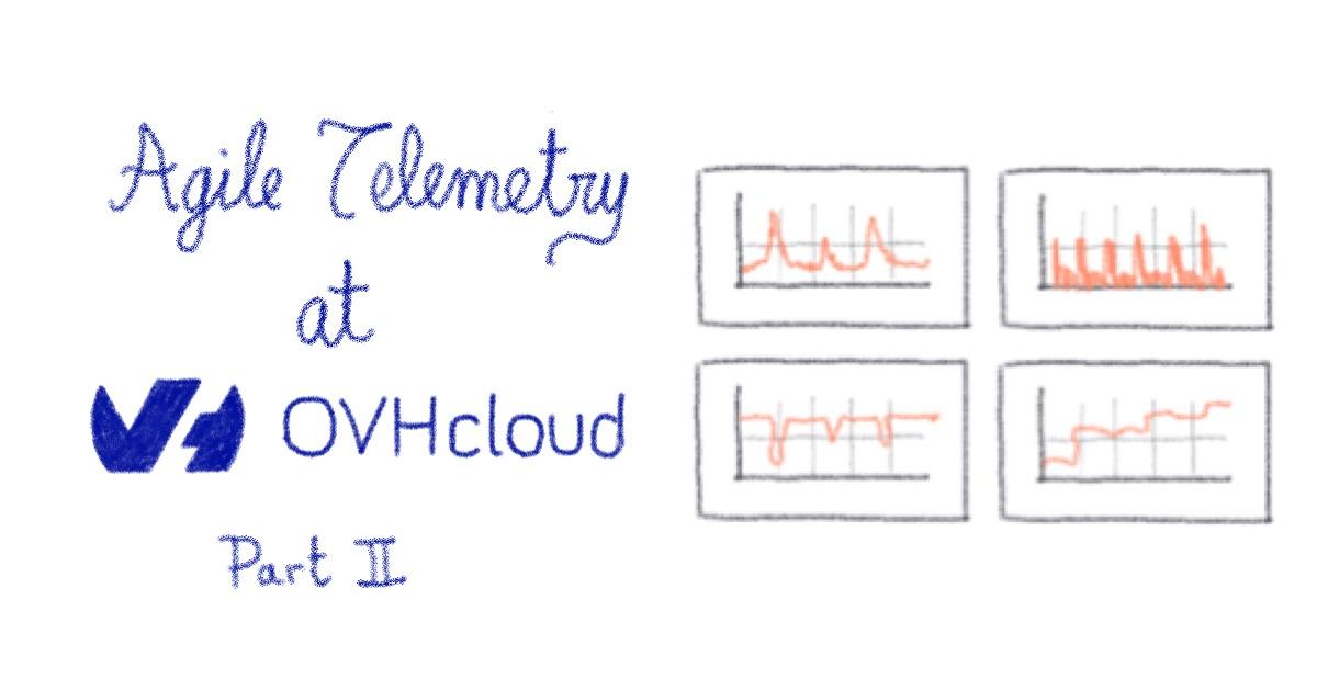 Agile telemetry at OVHCloud – Part II