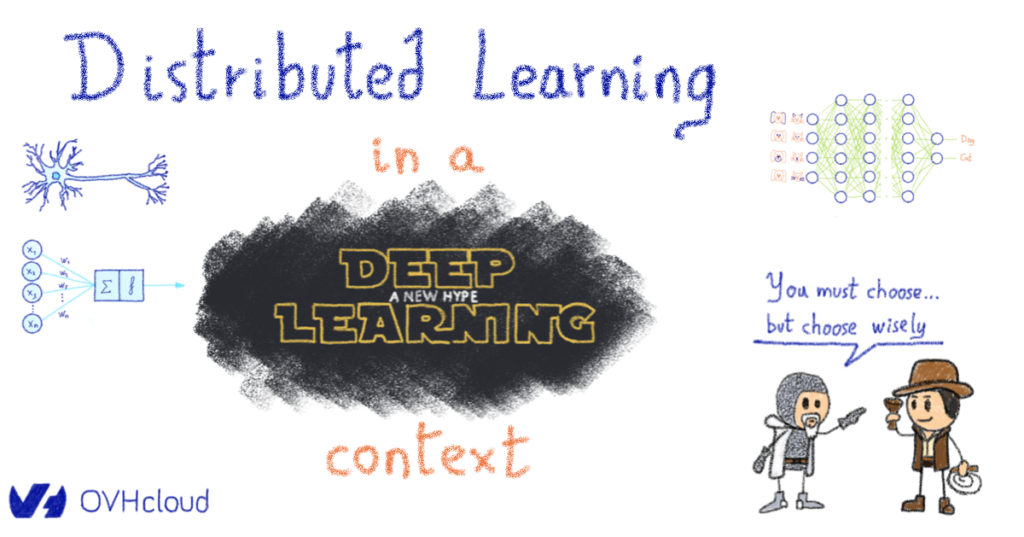 Distributed Learning in a Deep Learning context