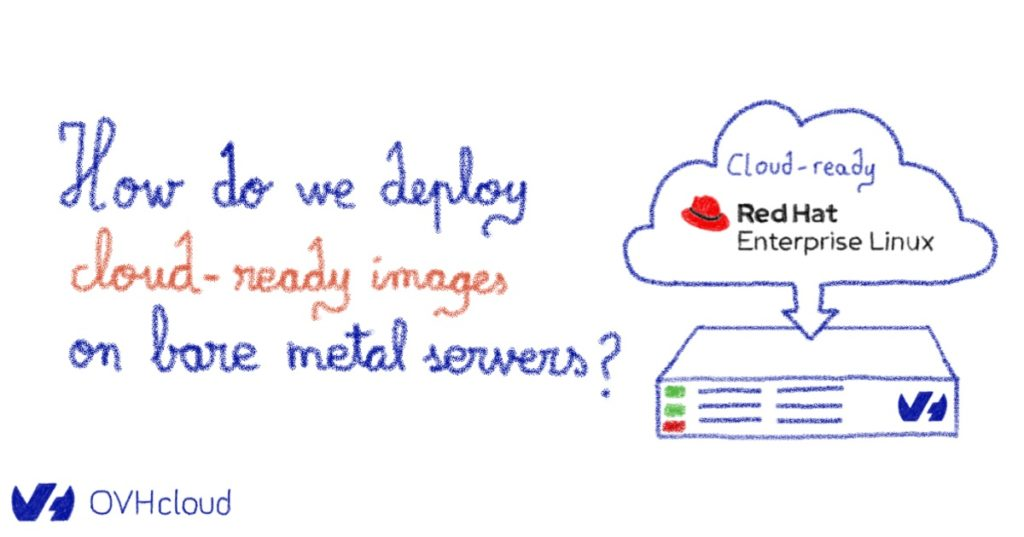 How do we deploy cloud-ready images on bare metal servers