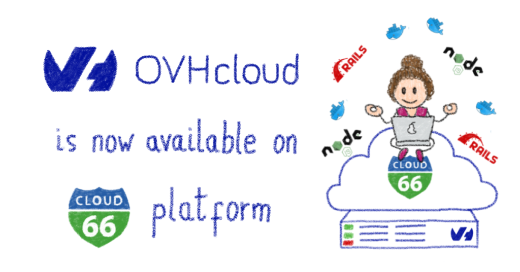OVHcloud is now available on Cloud 66 Platform