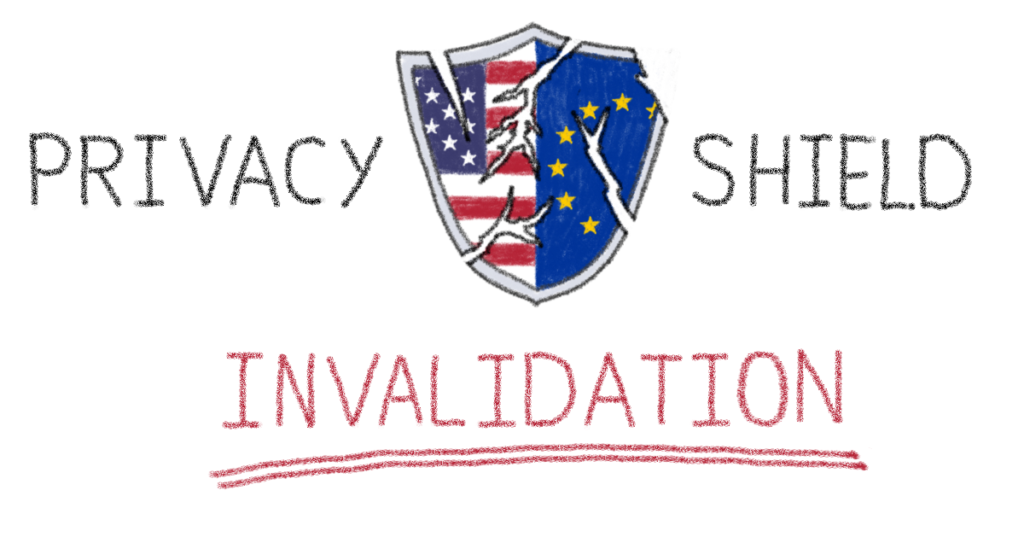 Privacy Shield : Invalidation