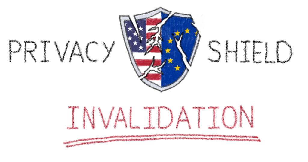 Privacy Shield : Invalidation
