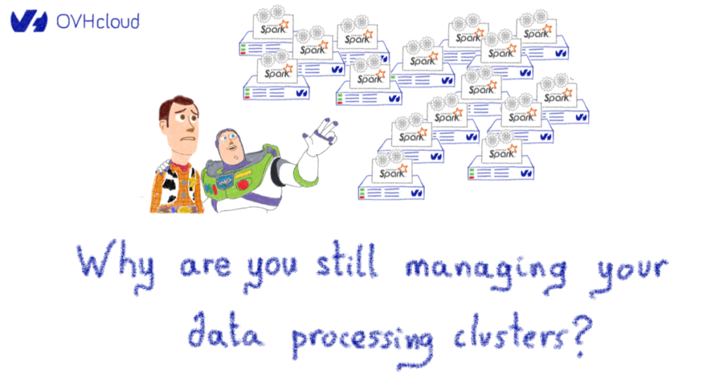 Why are you still managing your data processing clusters?