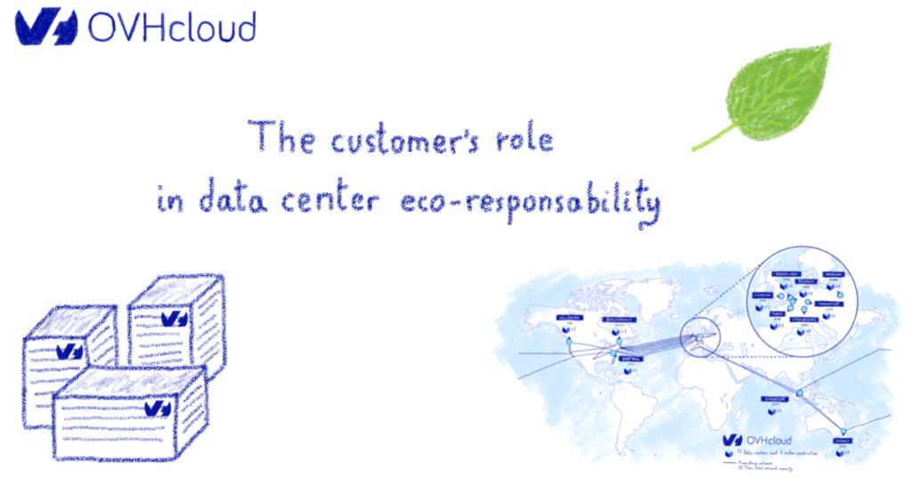 The customer's role in data center eco-responsibility