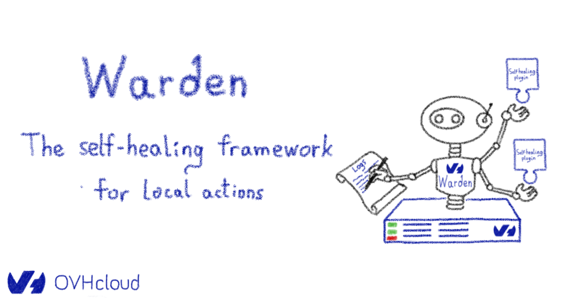 Warden: the self-healing framework for local actions