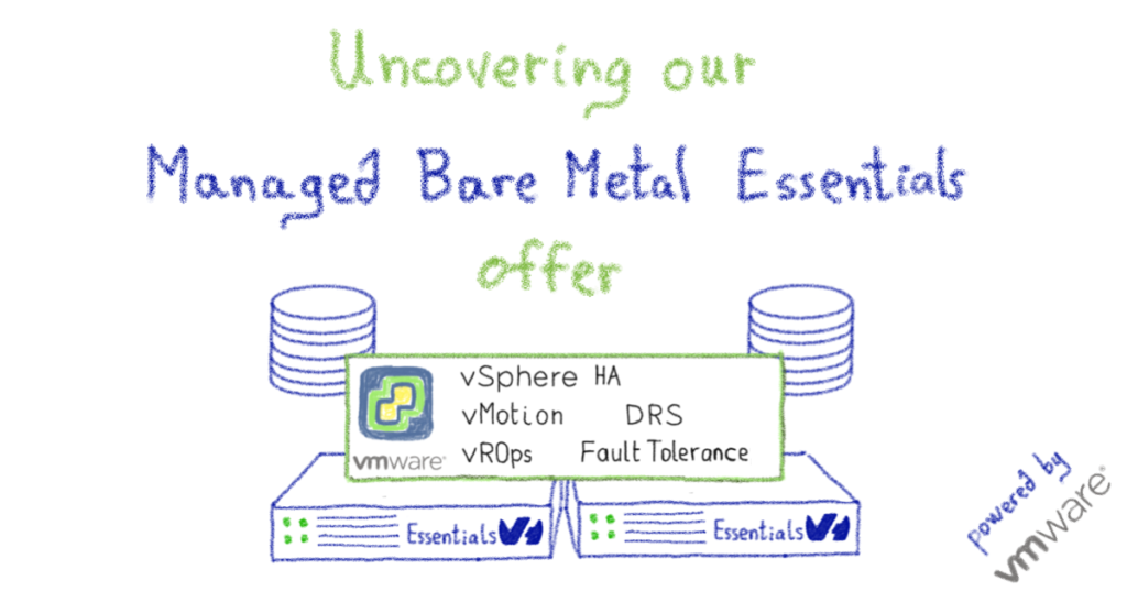 Uncovering our Managed Bare Metal Essentials range
