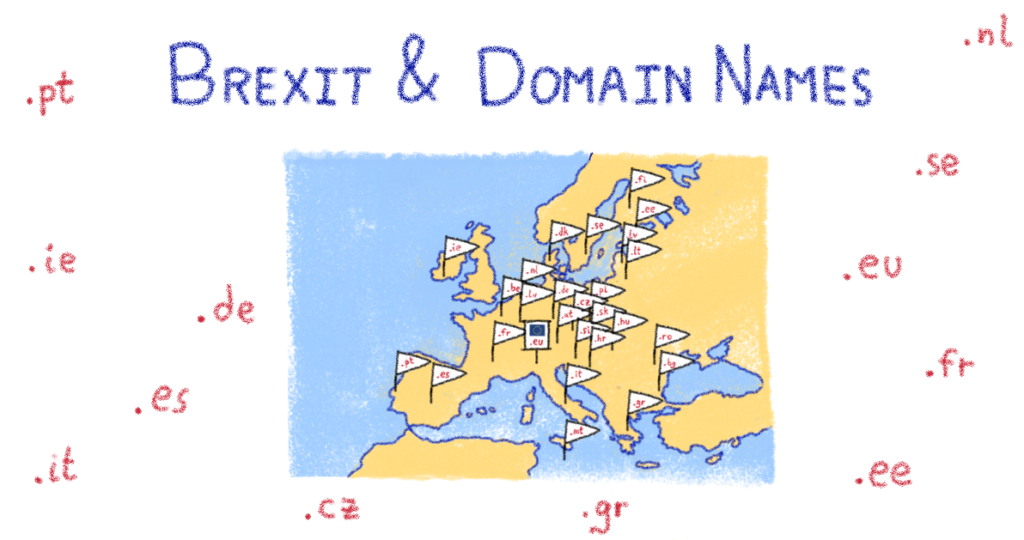 Brexit & Domain names