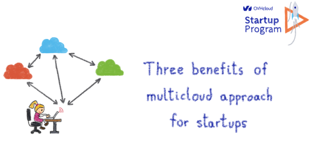 Three benefits of multi-cloud approach for startups