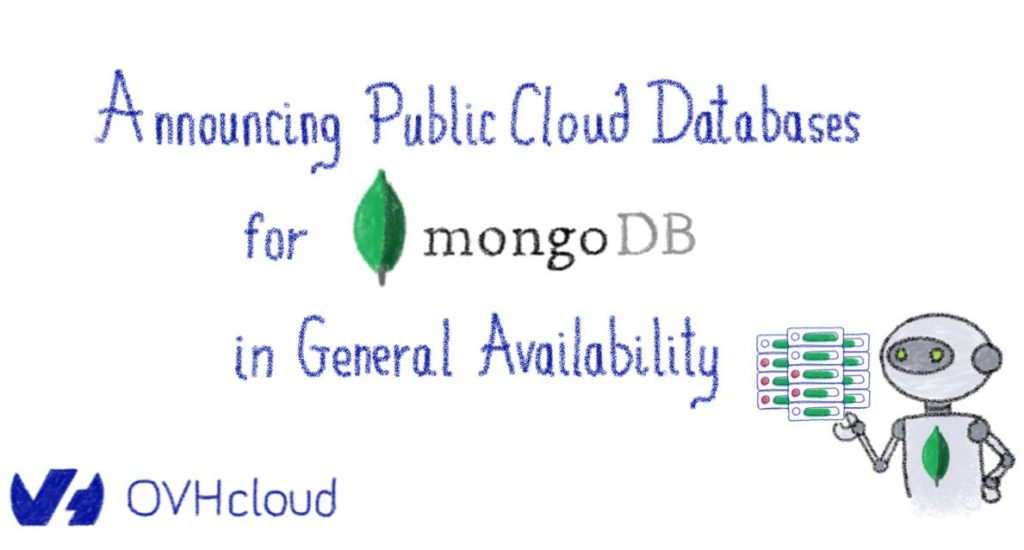 Announcing Public Cloud Databases for MongoDB in General Availability!